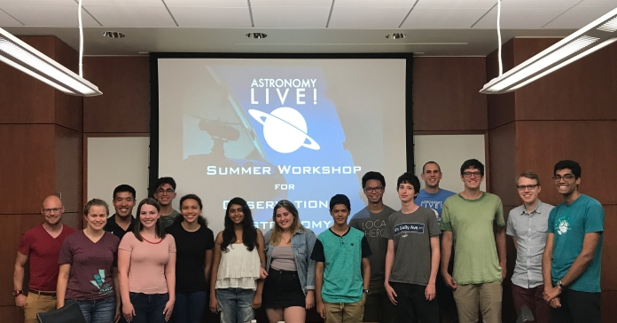 Summer Workshop Group